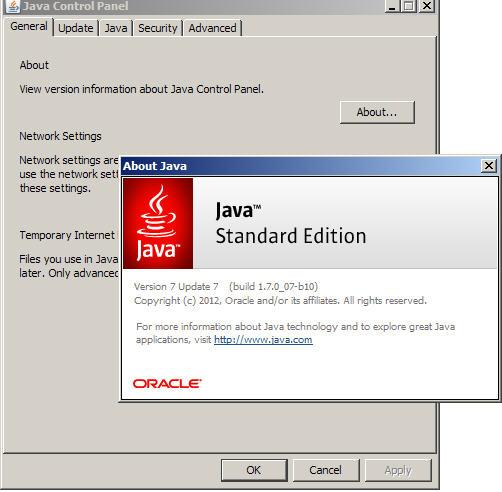 Java Runtime Environment Mac Os X